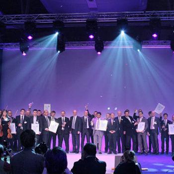 Gewinner des KNX Awards 2012 - Presse