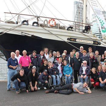 Unterstützung Segelprojekt Challenge