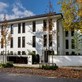 6 elegante Eigentumswohnungen