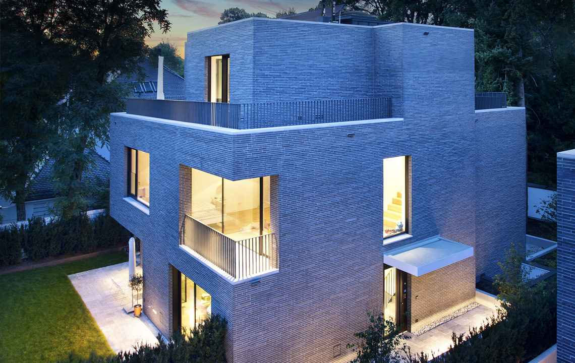Voll vernetzte Smart Home Villa in München   Elektro Hieber