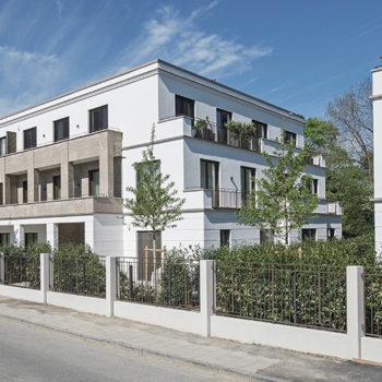 125 Pienzenauer - Wohngebiet Herzogpark