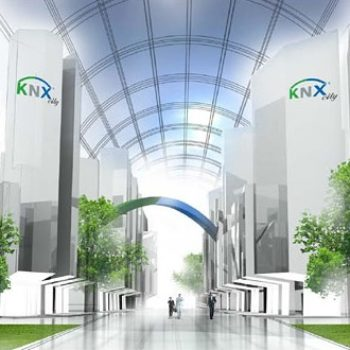 KNX auf der Light+Building 2012