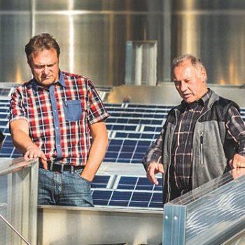 Elektro Hieber ist für den LEW Innovationspreis nominiert