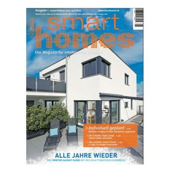 In Smart Homes: Kleinod am Waldrand wird fit für die Zukunft