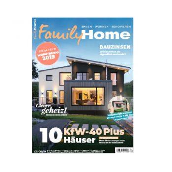 Presse: Smart Home mit dynamischer Klinkerfassade