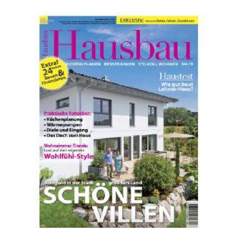 Presse: Vom Architektenhaus zum modernen Smart Home
