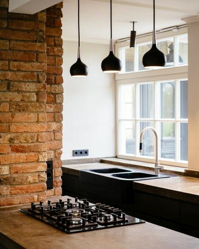 Lichttechnik Küche