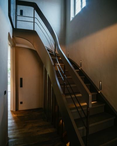 Lichttechnik Treppe