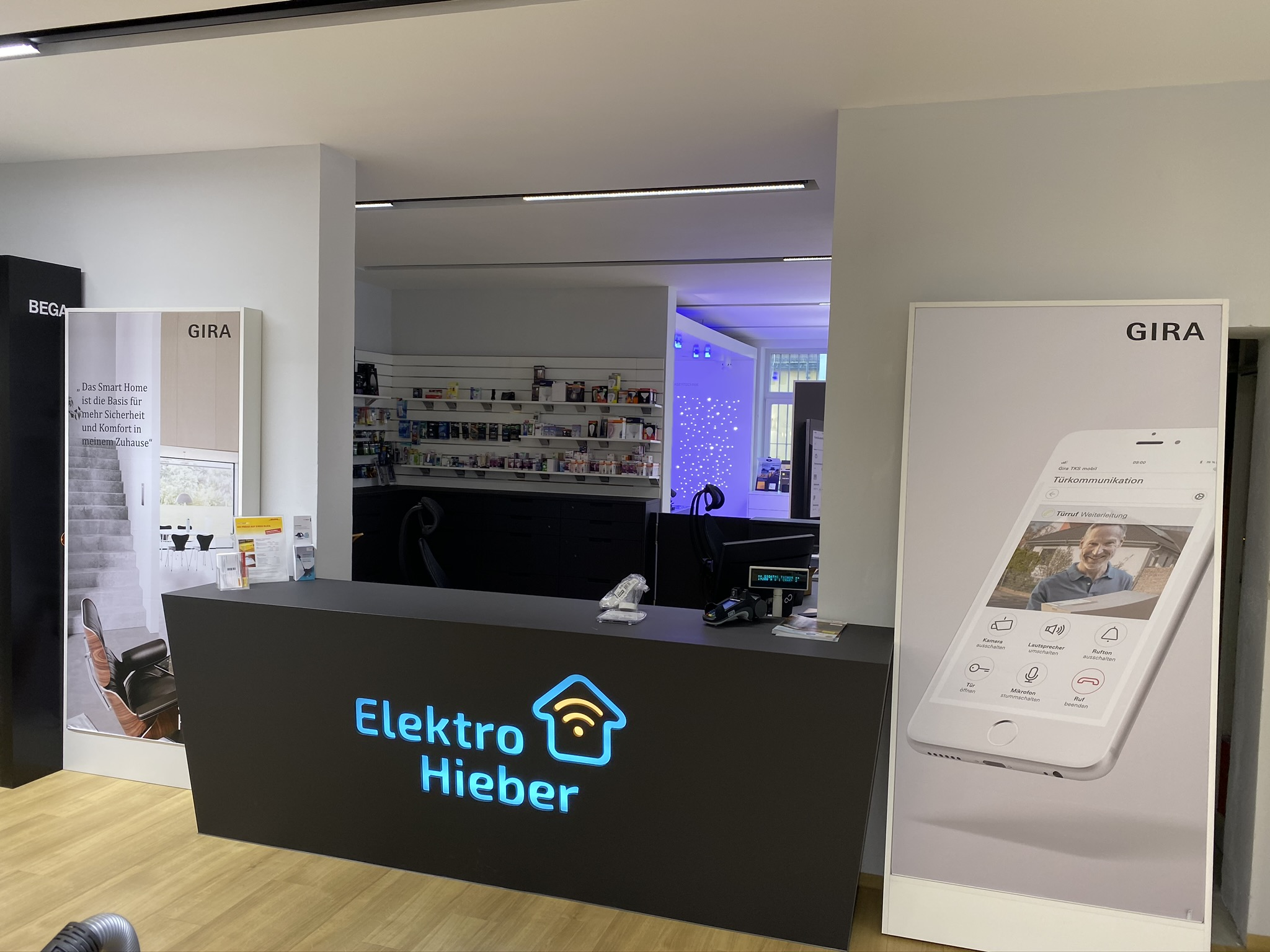 Mehr Energieeffizienz: Elektro Hieber Schwabmünchen