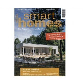 Presse: Intelligentes Smart Home in der Nähe von Augsburg