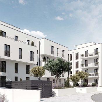 245 ENGLSCHALKINGER - elegante Stadtwohnungen